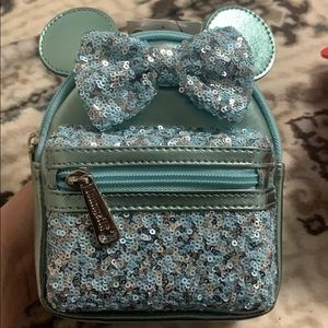 Minnie Mouse Loungefly Wristlet